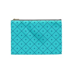 Pattern Background Texture Cosmetic Bag (medium)