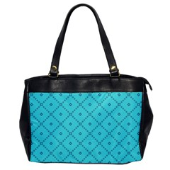 Pattern Background Texture Office Handbags by BangZart