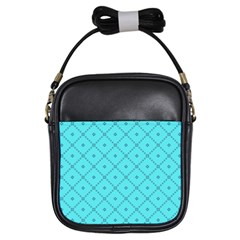Pattern Background Texture Girls Sling Bags by BangZart