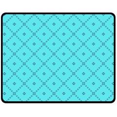 Pattern Background Texture Fleece Blanket (medium)  by BangZart