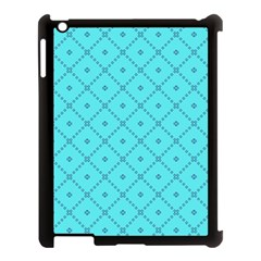 Pattern Background Texture Apple Ipad 3/4 Case (black) by BangZart