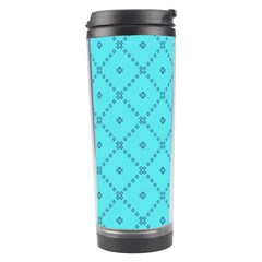 Pattern Background Texture Travel Tumbler by BangZart