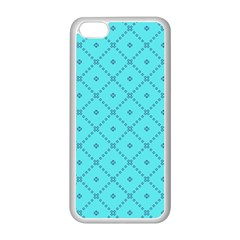 Pattern Background Texture Apple Iphone 5c Seamless Case (white) by BangZart