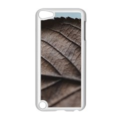 Leaf Veins Nerves Macro Closeup Apple Ipod Touch 5 Case (white) by BangZart