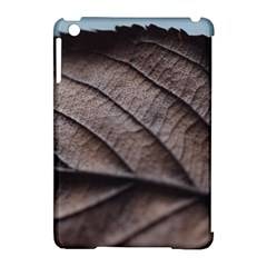Leaf Veins Nerves Macro Closeup Apple Ipad Mini Hardshell Case (compatible With Smart Cover) by BangZart