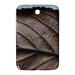 Leaf Veins Nerves Macro Closeup Samsung Galaxy Note 8 0 N5100 Hardshell Case  by BangZart