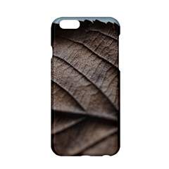 Leaf Veins Nerves Macro Closeup Apple Iphone 6/6s Hardshell Case by BangZart