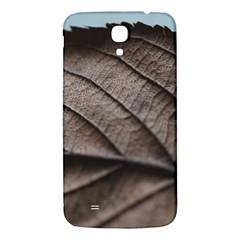 Leaf Veins Nerves Macro Closeup Samsung Galaxy Mega I9200 Hardshell Back Case by BangZart