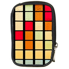 Mozaico Colors Glass Church Color Compact Camera Cases by BangZart