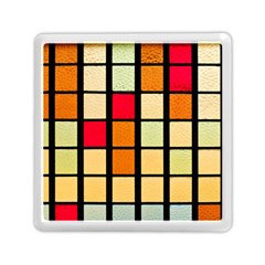 Mozaico Colors Glass Church Color Memory Card Reader (square)  by BangZart