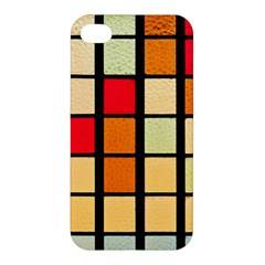 Mozaico Colors Glass Church Color Apple Iphone 4/4s Hardshell Case