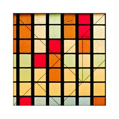 Mozaico Colors Glass Church Color Acrylic Tangram Puzzle (6  X 6 ) by BangZart
