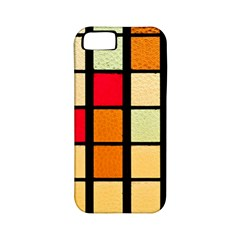 Mozaico Colors Glass Church Color Apple Iphone 5 Classic Hardshell Case (pc+silicone) by BangZart