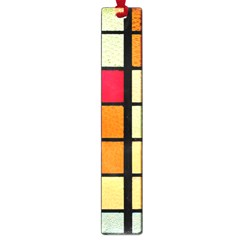 Mozaico Colors Glass Church Color Large Book Marks by BangZart