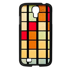 Mozaico Colors Glass Church Color Samsung Galaxy S4 I9500/ I9505 Case (black)