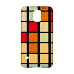 Mozaico Colors Glass Church Color Samsung Galaxy S5 Hardshell Case  by BangZart