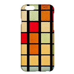 Mozaico Colors Glass Church Color Apple Iphone 6 Plus/6s Plus Hardshell Case by BangZart