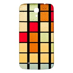 Mozaico Colors Glass Church Color Samsung Galaxy Mega I9200 Hardshell Back Case