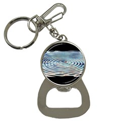 Wave Concentric Waves Circles Water Button Necklaces by BangZart