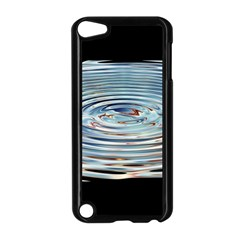 Wave Concentric Waves Circles Water Apple Ipod Touch 5 Case (black) by BangZart