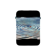 Wave Concentric Waves Circles Water Apple Ipad Mini Protective Soft Cases by BangZart