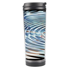 Wave Concentric Waves Circles Water Travel Tumbler