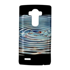 Wave Concentric Waves Circles Water Lg G4 Hardshell Case by BangZart