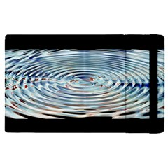 Wave Concentric Waves Circles Water Apple Ipad Pro 9 7   Flip Case by BangZart