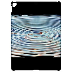 Wave Concentric Waves Circles Water Apple Ipad Pro 12 9   Hardshell Case