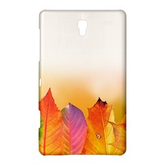 Autumn Leaves Colorful Fall Foliage Samsung Galaxy Tab S (8 4 ) Hardshell Case  by BangZart