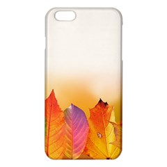 Autumn Leaves Colorful Fall Foliage Iphone 6 Plus/6s Plus Tpu Case by BangZart