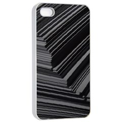 Paper Low Key A4 Studio Lines Apple Iphone 4/4s Seamless Case (white)