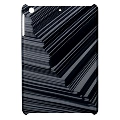 Paper Low Key A4 Studio Lines Apple Ipad Mini Hardshell Case by BangZart
