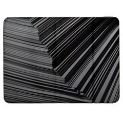 Paper Low Key A4 Studio Lines Samsung Galaxy Tab 7  P1000 Flip Case