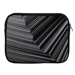 Paper Low Key A4 Studio Lines Apple Ipad 2/3/4 Zipper Cases