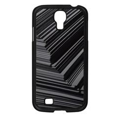 Paper Low Key A4 Studio Lines Samsung Galaxy S4 I9500/ I9505 Case (black) by BangZart