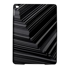 Paper Low Key A4 Studio Lines Ipad Air 2 Hardshell Cases