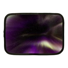 The Northern Lights Nature Netbook Case (medium)  by BangZart
