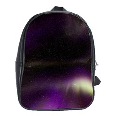 The Northern Lights Nature School Bags(large)  by BangZart