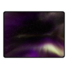 The Northern Lights Nature Fleece Blanket (small)