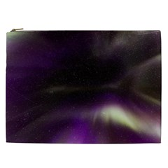The Northern Lights Nature Cosmetic Bag (xxl)  by BangZart