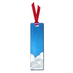 Sky Clouds Blue White Weather Air Small Book Marks