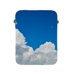 Sky Clouds Blue White Weather Air Apple Ipad 2/3/4 Protective Soft Cases
