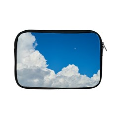 Sky Clouds Blue White Weather Air Apple Ipad Mini Zipper Cases by BangZart