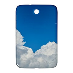 Sky Clouds Blue White Weather Air Samsung Galaxy Note 8 0 N5100 Hardshell Case  by BangZart