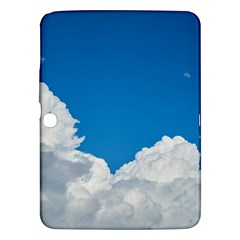 Sky Clouds Blue White Weather Air Samsung Galaxy Tab 3 (10 1 ) P5200 Hardshell Case