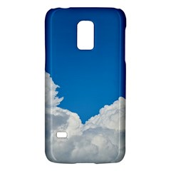 Sky Clouds Blue White Weather Air Galaxy S5 Mini by BangZart