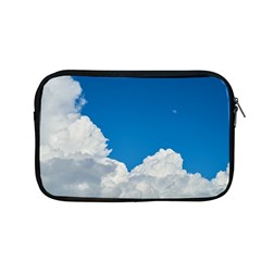 Sky Clouds Blue White Weather Air Apple Macbook Pro 13  Zipper Case by BangZart
