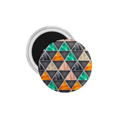 Abstract Geometric Triangle Shape 1 75  Magnets by BangZart