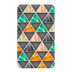 Abstract Geometric Triangle Shape Memory Card Reader by BangZart